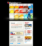 Website template #22311 by Mercury