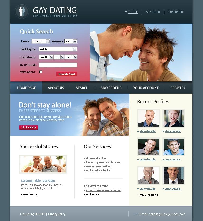 Мобильные знакомства для геев