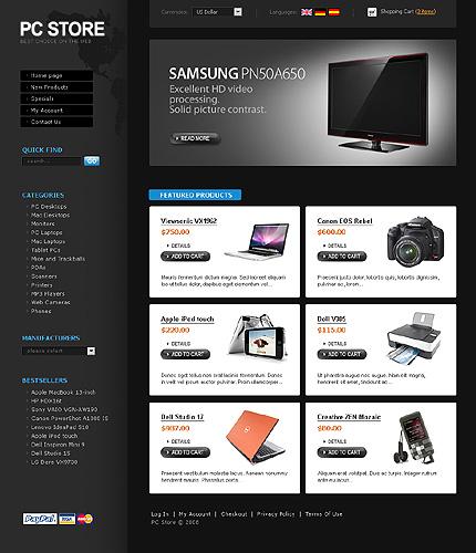 เลือกใช้งานเวซ็บสำเร็จรูปในการขายของออนไลน์