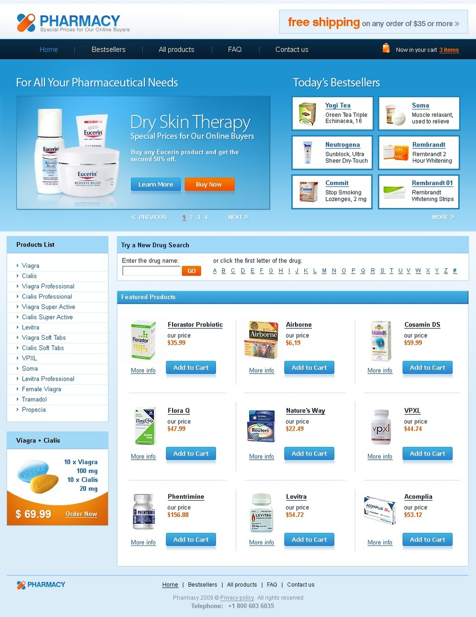 drug store website template web design templates website templates download drug store. Black Bedroom Furniture Sets. Home Design Ideas