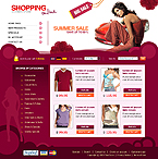 osCommerce template #23714 by Svelte