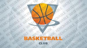 Basketball Logo Template vlogo