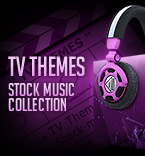 TV Themes Stock Music Collection #23964