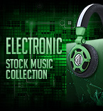 Electronic Stock Music Collection #23966