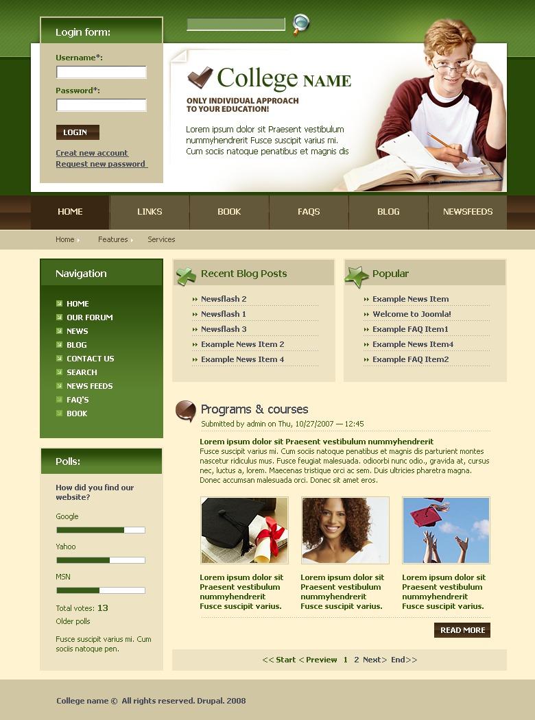 Joomla Training Tutorials Online from Joomlashack University - Joomlashack