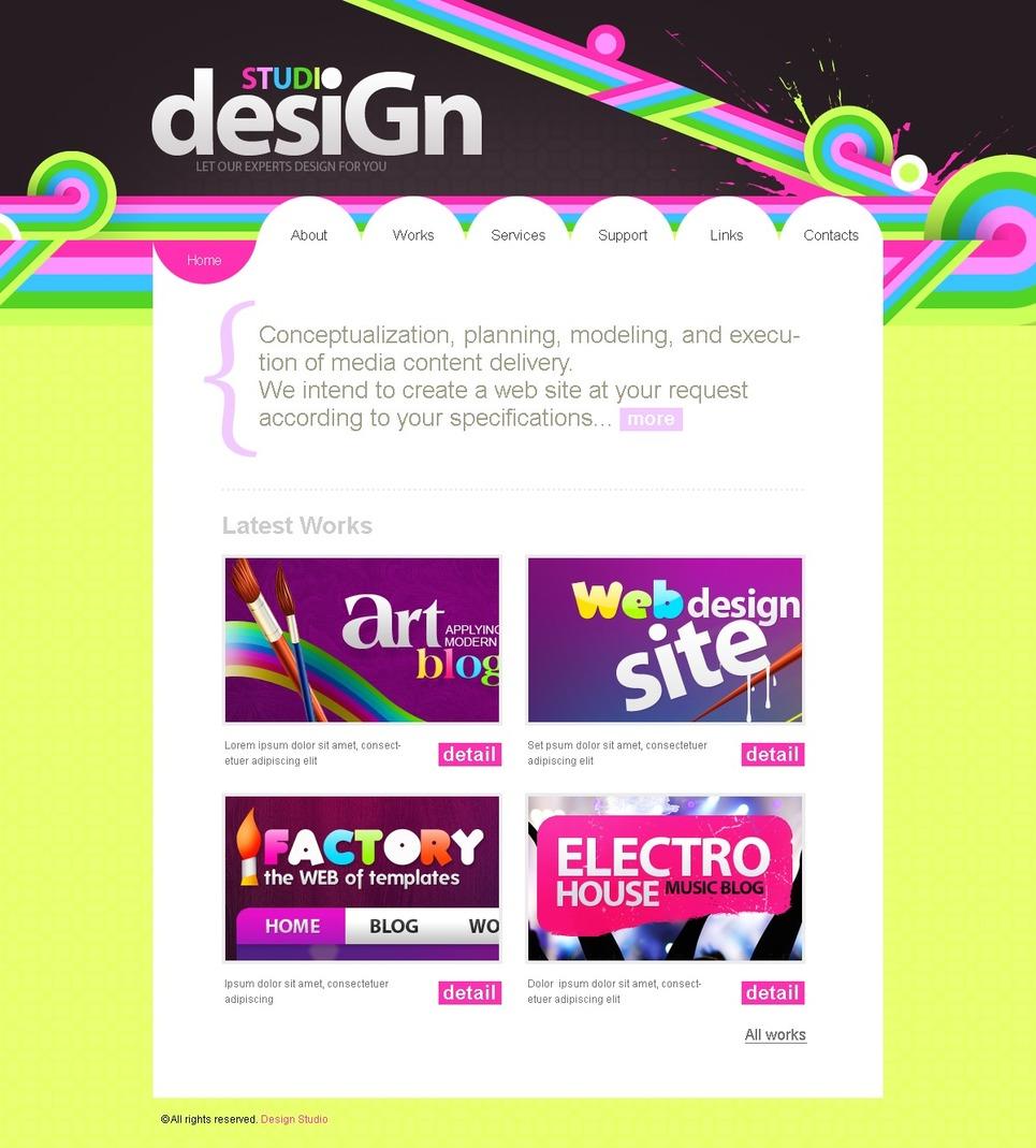 Дизайн web 3.0 что это