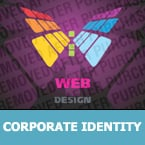 Corporate identity template #24377 by Logann