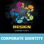 Corporate identity template #24527 by Logann