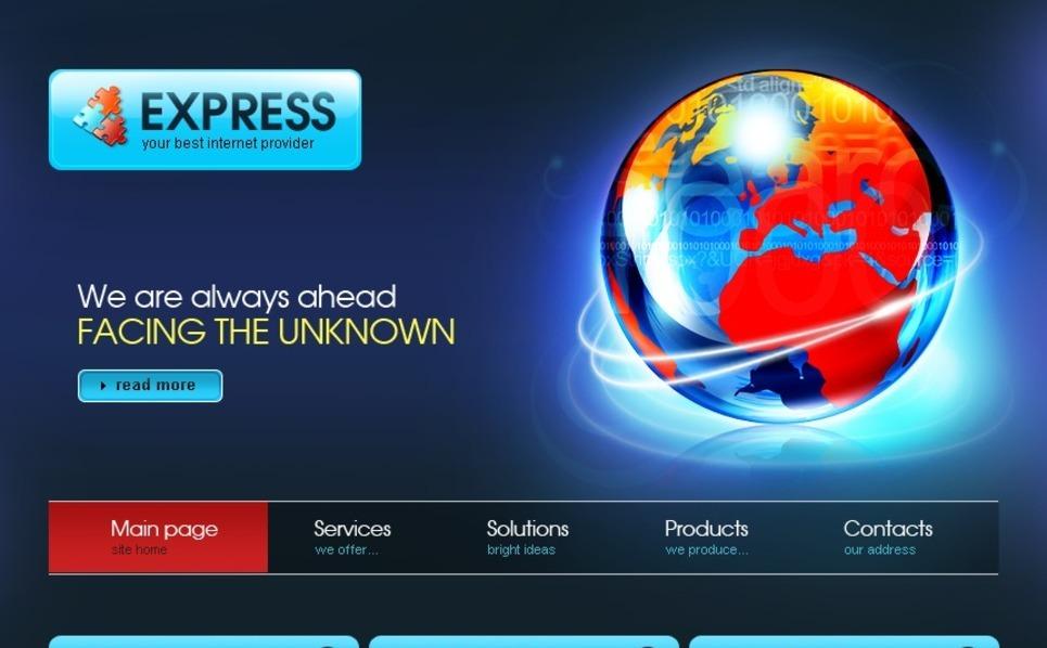 ISP Turnkey Website 1.0 New Screenshots BIG