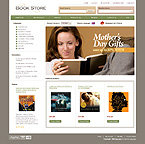 Template #24711  Keywords: book store shop online shoping cart books resources read reading new novelty best-sellers sale fiction no-fiction kids books categories catalogue affiliation products delivery buy order portal organization mass adventure erotic fantasy historical crime