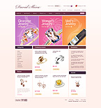 Template #24712  Keywords: david shine jewelry store online shop jewels gold silver golden ring rings watch watches store souvenir present
