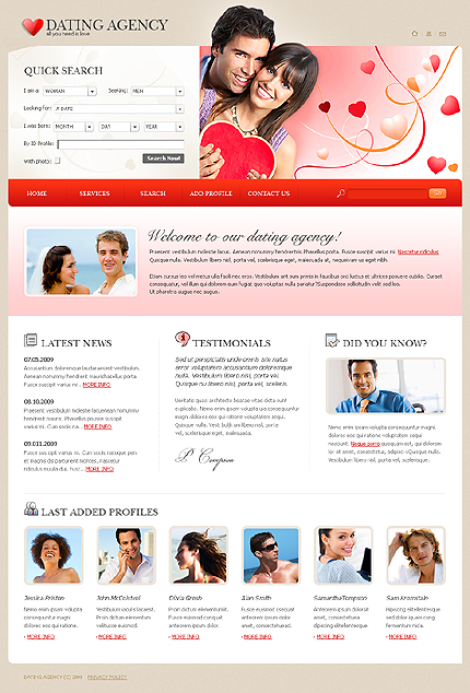 Website Template #24746