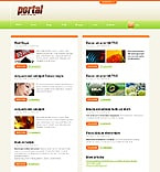 Website template #24751 by Matrix