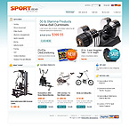 osCommerce template #24821 by Di