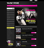 Template #25001  Keywords: store shop music mp3 player ear-phones sounds listening tune melody tempo rhythm download releases forum music catalogue singers artist single song album bands hit parade rate world charts lists recommendation media internet interview releases