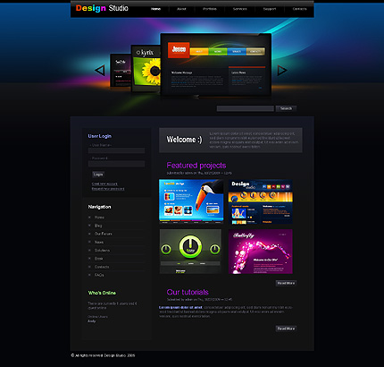 dreamweaver templates high quality web templates 2016 car release