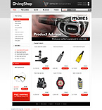 osCommerce template #25086 by Mercury