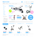 Template #25133  Keywords: sport store athletic equipment fitness store training clothes extreme fishing pool darts weight boxing cycling  golf water swimming vitamins collection product arrivals collection fishing golf darts reviews products manufactures winter summer difficult pl