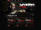 Website template #25208 by Mercury