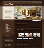 Drupal template #25472 by Svelte