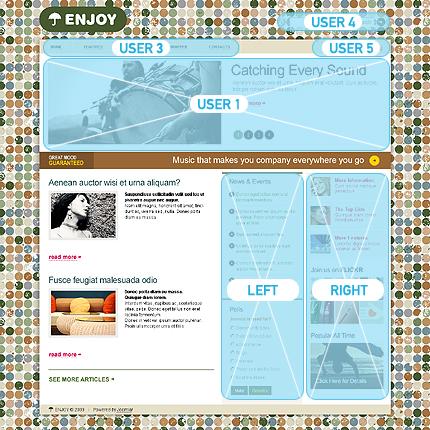Website Template #25602