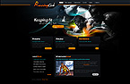 Website template #25652 by Mercury