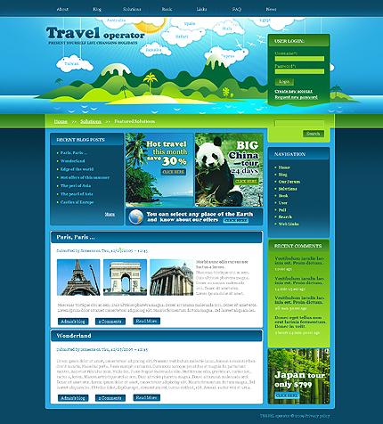 travel operator