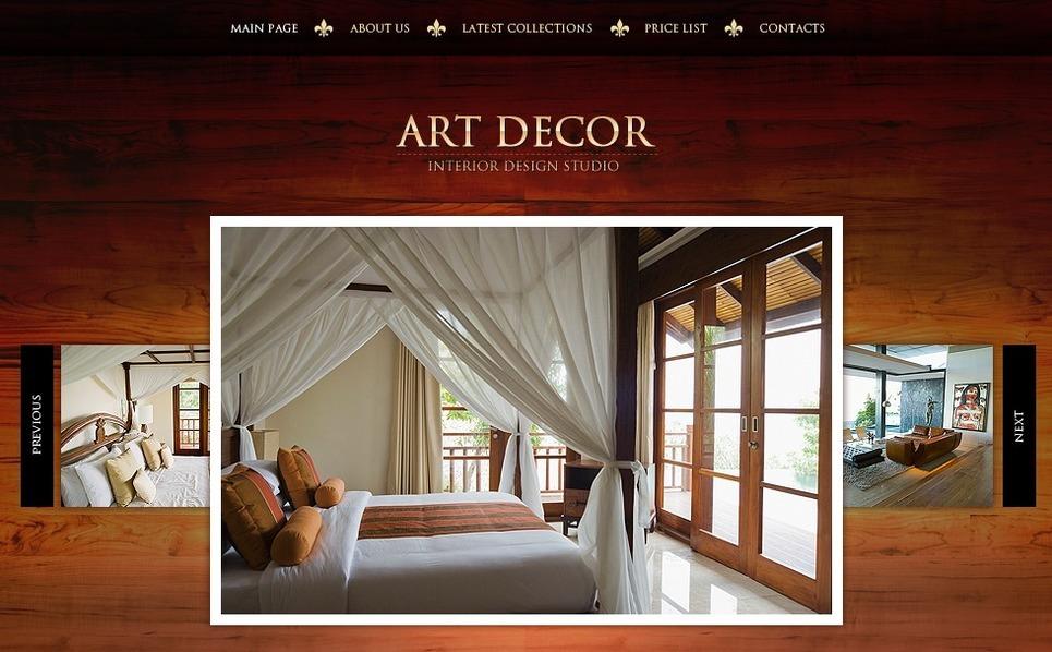 Home Decor Flash Template New Screenshots BIG