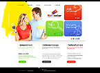 Website template #26446 by Delta