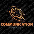 Template #26548  Keywords: communications company communication information informational technologies connection internet mail www web contact transfer