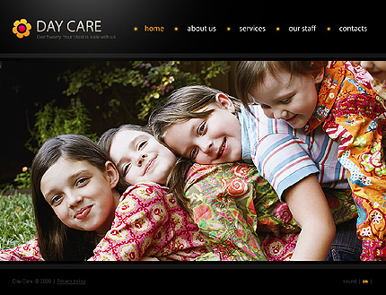 Website Template #26966