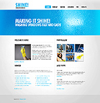 Website template #27144 by Hugo