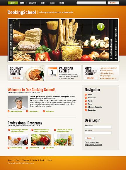 Website Template #27235
