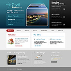 Website template #27295 by Delta