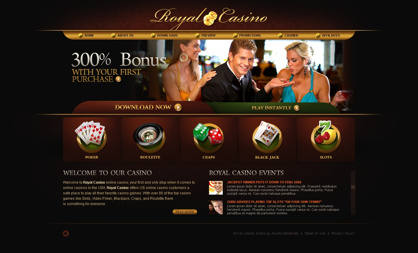casino royale online casino holidays