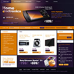 VirtueMart Template #27330 by Glenn
