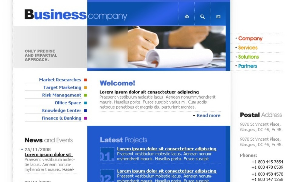 Business Turnkey Website 1.0 New Screenshots BIG