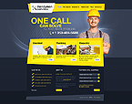 Website template #27412 by Mercury