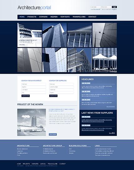 Website Template #27553