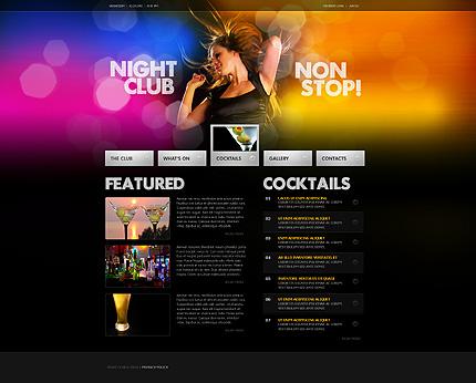 Website Template #27636