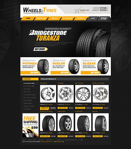 Website Template #27693