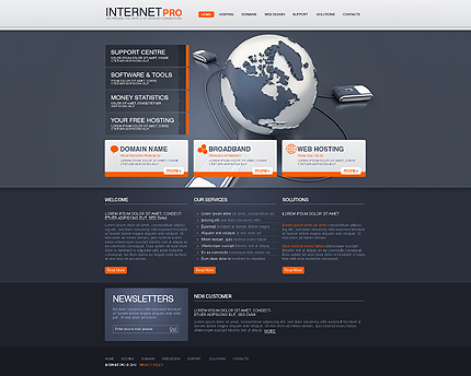 Website Template #27769