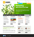 Template #27770  Keywords: agro agriculture company business grain-crops cereals field combine harvest farming plants services products solutions market delivery resource grassland equipment nitrates fertilizer clients partners innovations support information dealer stocks team