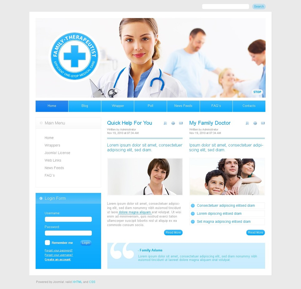 medical templates free