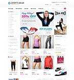 osCommerce template #27980 by Di