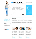 Drupal template #28006 by Hugo