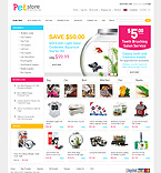 ZenCart template #28171 by Di