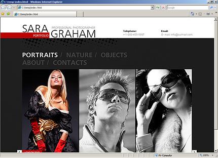 Website Template #28341