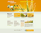 Template #28392  Keywords: agro group agriculture company business grain-crops cereals field combine harvest farming plants services products solutions market delivery resource grassland equipment nitrates fertilizer clients partners innovations support information dealer stocks te