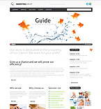 Website template #28410 by Astra